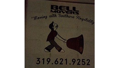 Bell Movers | Iowa City, IA | (319) 621-9252